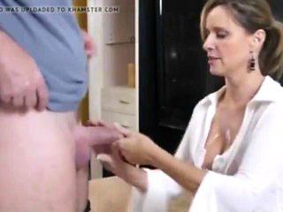 Sexy Mom Fucks Her Son