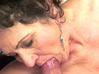 Dirty and very hot Young-old sex is one of the perfect time spending for mature lady Kata who lik...