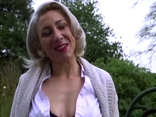French Milf Threesome
