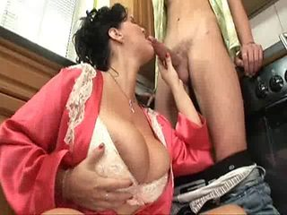 Housewife desires youthful large dong