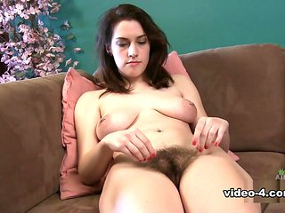 Alice Hodges in Amateur Movie - ATKHairy