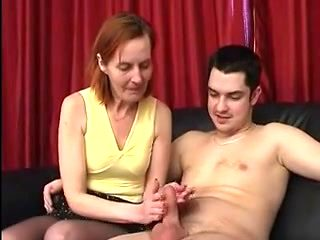 Ganny in stockings gets anal fucked