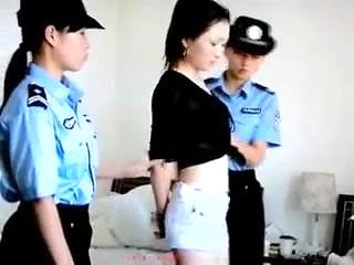 Chinese Woman Arrested 2