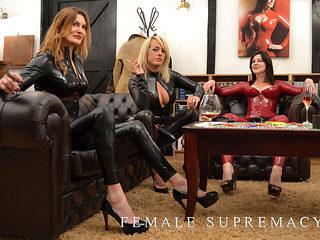 Ladies club part one!