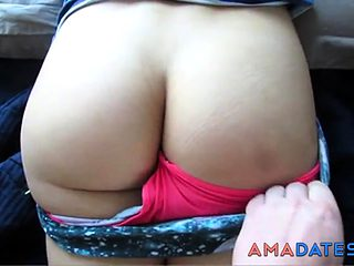 My girlfriend feet and gorgeous virgin ass