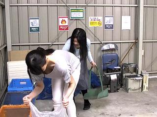Asian Housewife Next Door Fucked