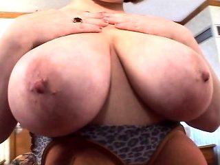 Big boobs anal punishment