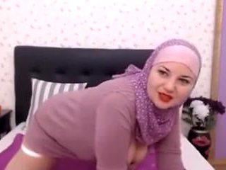 Arabic Hijab - Turbanli Women