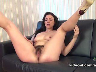 Lika in Amateur Movie - AtkHairy