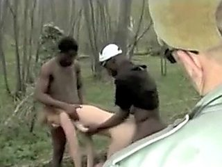 Outdoor Michel Steuve Film Porno Public Gangbang