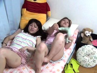 Asian teens wetting bed