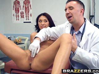 Brazzers - Doctor Adventures -  Virgin Medical Massage scene