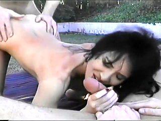 Seductive Amateur Taking Hard Cock