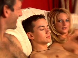 Male+Male+Female Bi-Sexual Threesomes 76