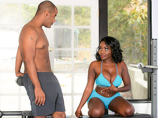 Osa Lovely & Tyler Knight in Front Street Cheaters - DevilsFilm