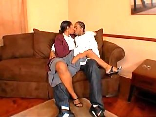 Delotta let boyfriend be first cock for daughter jazabella