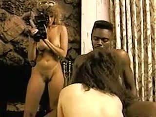 Amazing homemade Interracial, Natural Tits xxx clip