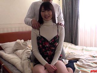 Breathtaking home porn along nude mother i'd like to fuck Haruna