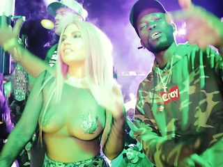 Chanel West Coast move his breasts 2019