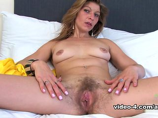 Crazy pornstar in Hottest Small Tits, Hairy sex scene