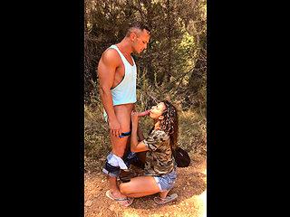 Cassie Del Isla anal fun in Ibiza