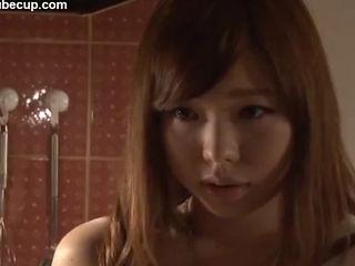 Yui Hatano Nightcrawling Wife Fucks Her Husbands Friend.