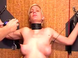 Incredible homemade BDSM, Close-up porn video