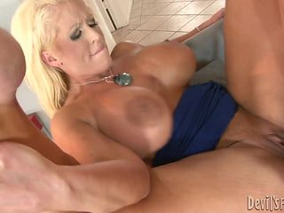 lusty blonde craves for cock @ it's okay she's my mother in law #09