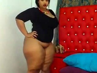 Chubby ebony with Huge hot asss