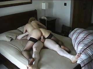 THIS IS PART 2 OF A PREVIOUS VIDEO OF ME FUCKING A SENIOR PARTNER