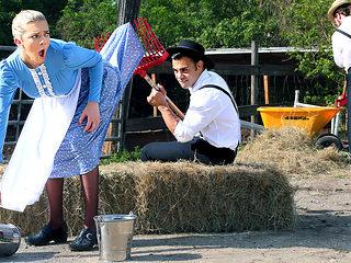 Derrick Ferrari & Tiffany Watson in Amish Girls Go Anal Part 2: Saving My Virginity - DigitalPlay...