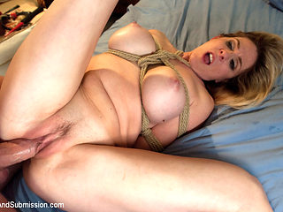 Mark Davis  Angela Attison in The Curious Maid - SexAndSubmission