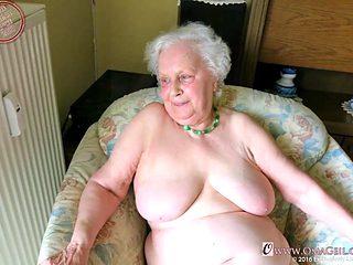 OmaGeiL Fatty Grandmas Pics Slideshow Collection