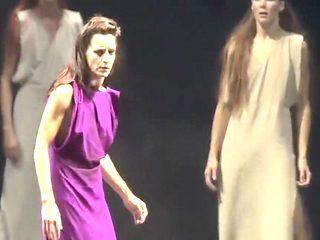Naked on Stage 132 Sasha Waltz in Berlin