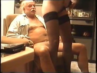 old guy fucks my wife