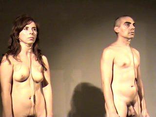 Naked on Stage 122 Bolzano