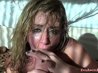 Sheena Shaw in Superb Facial Compilation