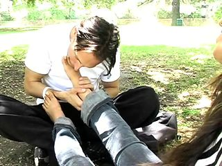 Paige Turnah Foot Fetish