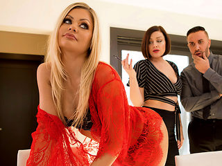 Riley Steele & Keiran Lee in Her Wife Wants Me - BRAZZERS