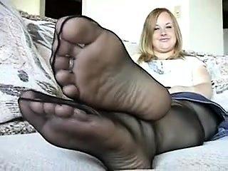 Hot Erotic Foot Fetish Girl Fetish Sex