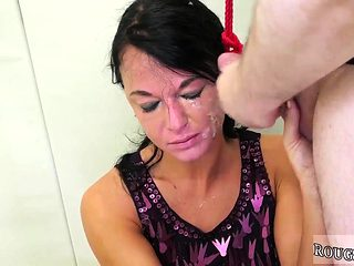 First tape bondage and crony's sisters rough sex xxx