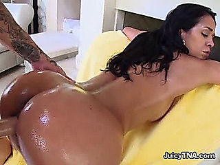 Luscious Chick Abby Lee Brazil Receives Screwed From Behind