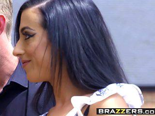 Brazzers - Real Wife Stories - Jasmine James Skyler Mckay Danny D and Keiran Lee - The Dinner Inv...