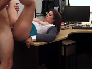 Reality public bus MILF sells her husband's stuff for bail sss