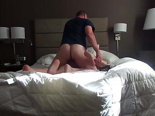 I fuck the drunk 18 YO boy in hotel bareback