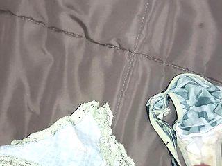 Cum in panties