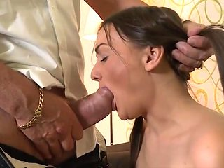 cute college girl fucked