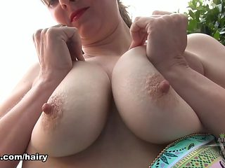 Trixie in Nudism Movie - ATKHairy