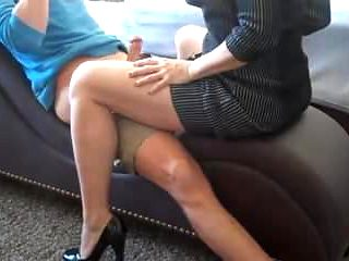 Mother Dominates Son