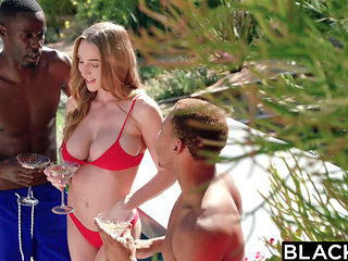 Blacked Kendra Sunderland Interracial Obsession Part 4